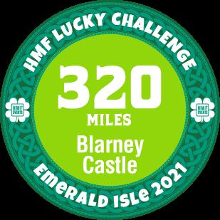 320 Miles /// Blarney Castle