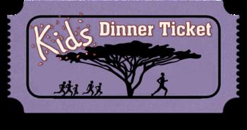 WRM Kids Dinner Ticket
