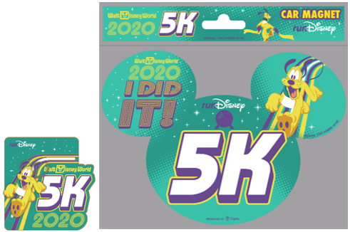 Walt Disney World® 5K | Runner Bundle