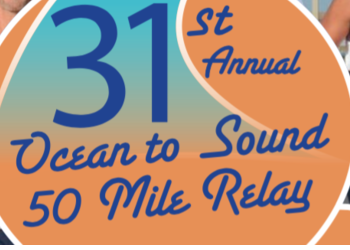 31st Annual Ocean to Sound 50 Mile Relay