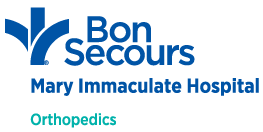 Bon Secours Mary Immaculate Orthopedics