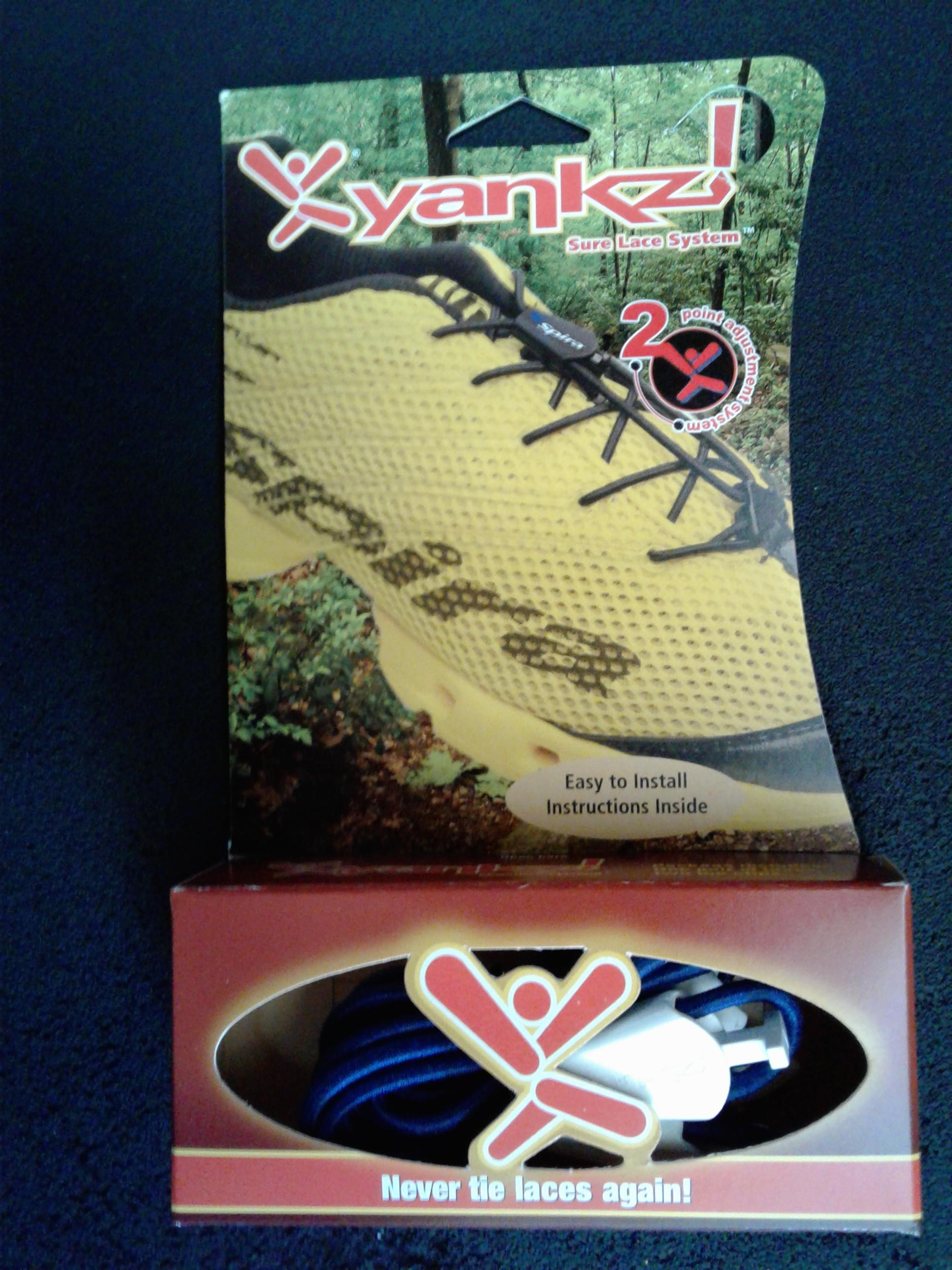 Yankz Laces - Blue