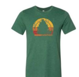Green Mountain Ogden Marathon Tee