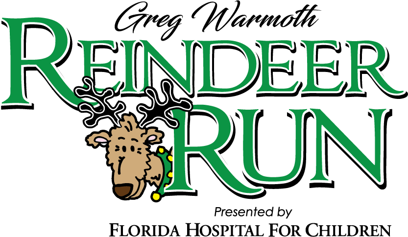 Run Reindeer Run! Logo