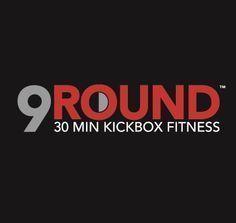 9 Round Fitness Logo