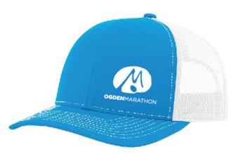 Ogden Marathon Hat Blue