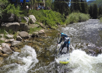 YETI Down River SUP Sprint