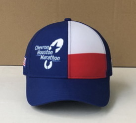 International BOCO Gear Hat Chevron Houston Marathon