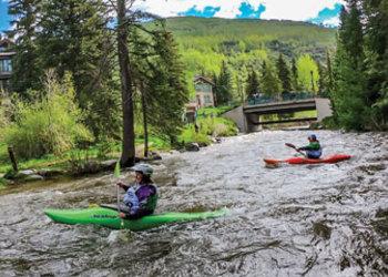 GMC Down River Kayak Sprint