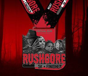 Mount RushGore Virtual 5k Run Walk