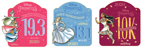 Fairy Tale Challenge   Logo Pin Bundle