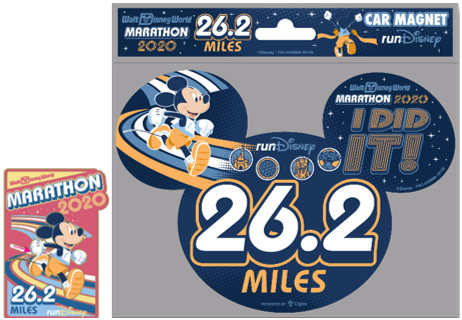 Walt Disney World® Marathon | Runner Bundle