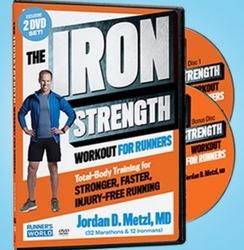 Ironstrength Workout with Dr. Jordan Metzl
