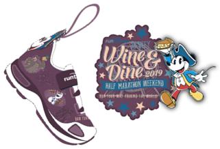 Disney Wine & Dine Half Marathon Weekend | Commemorative Bundle