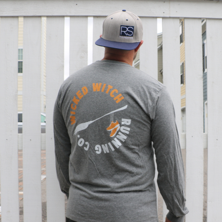 Wicked Witch Running Co. Pocket Tee