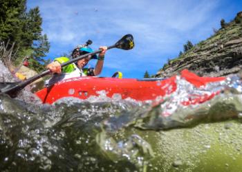 Pacifico Gore IV Kayak Challenge