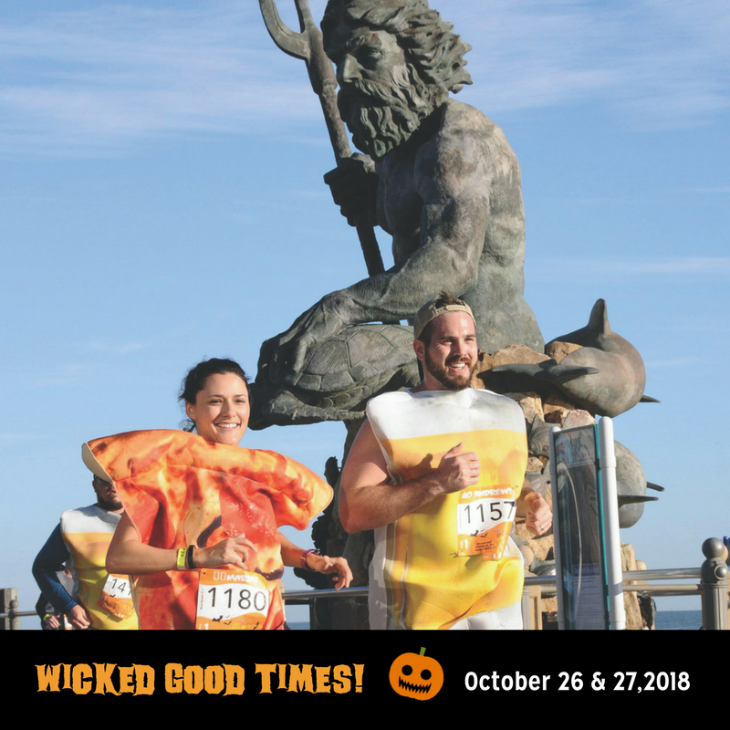 Anthem Wicked 10K and Old Point National Bank Monster Mile presented by Bon Secours In Motion