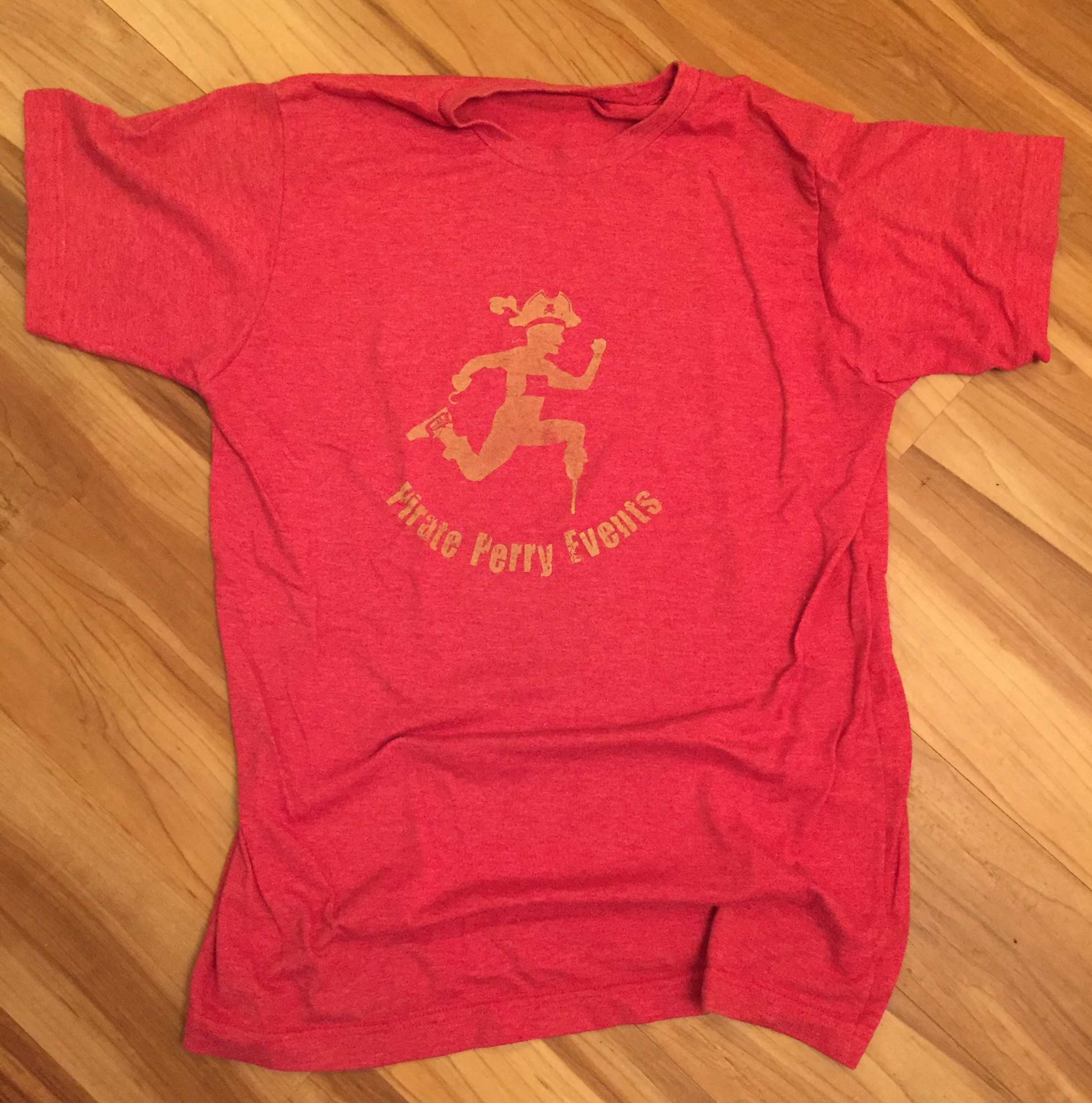 Pirate Perry Events T-shirt