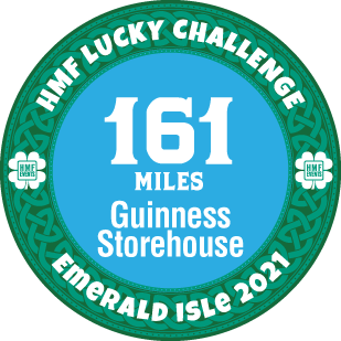 161 Miles /// Guinness Brewery