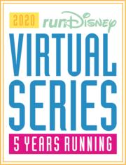 2020 runDisney Virtual Series