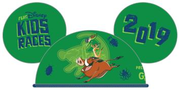 runDisney Kids Races | Commemorative Mickey Ears