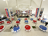 Balbo Hospitality Tent