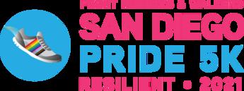 San Diego Virtual Pride 5K Run & Walk