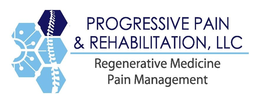 Progressive Pain and Rehabilitation Logo