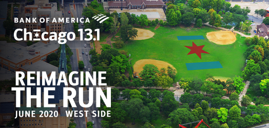 Run the inaugural Chicago 13.1! Image