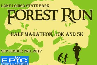 Lake Louisa Forest Run