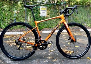 Gr-Raffle- Giant Revolt Advanced 2 Bike