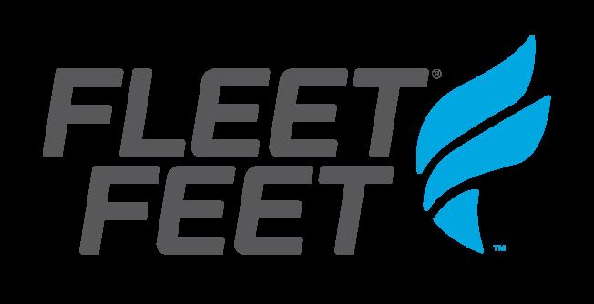 Fit ID x Karhu x Fleet Feet Houston Logo