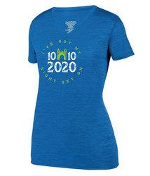 2020 Eversource Hartford Marathon Training Shirt - Women's