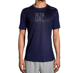 Brooks Men's RUN ORL Distance Tee