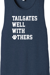 Women's Tailgates Well With Others