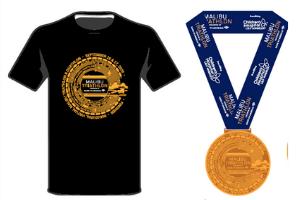 T-Shirt & Medal