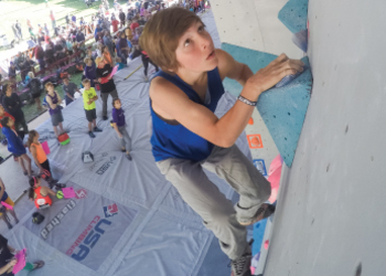 EverBank Youth Climbing