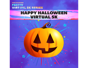 Happy Halloween Virtual 5K