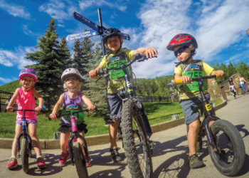 FREE Kids' TIAA Bank Bike Events