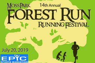 2019 Moss Park Forest Run