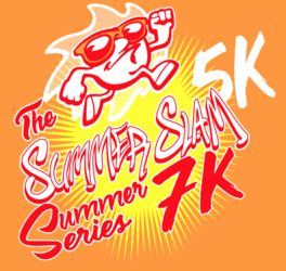 The Virtual Summer Slam 5k, Summer Series 7k & 12K Combo Challenge