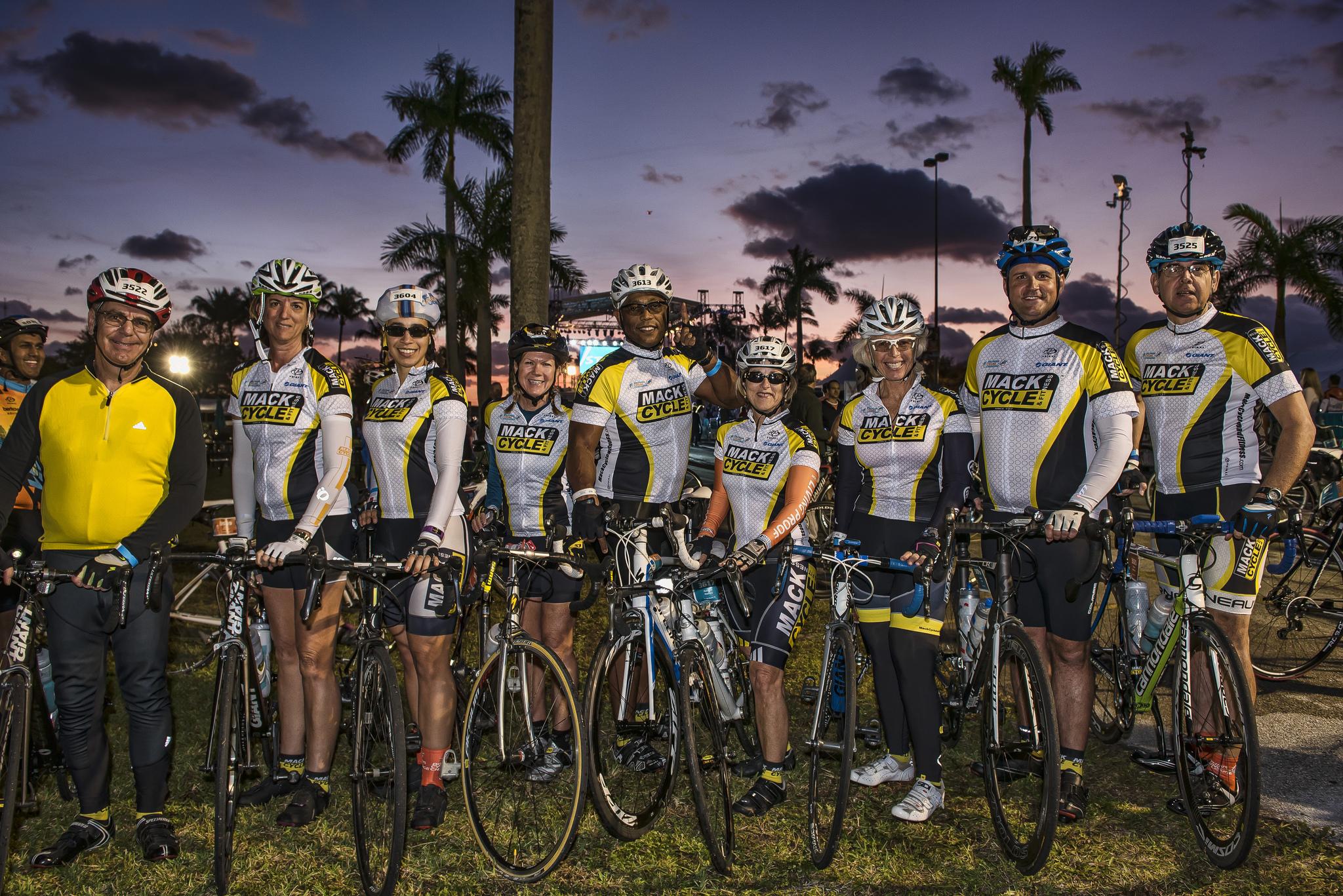 Team Hurricanes - Mack Cycle