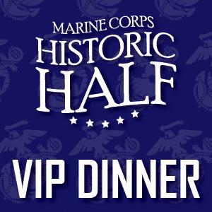 Historic Half VIP Dinner