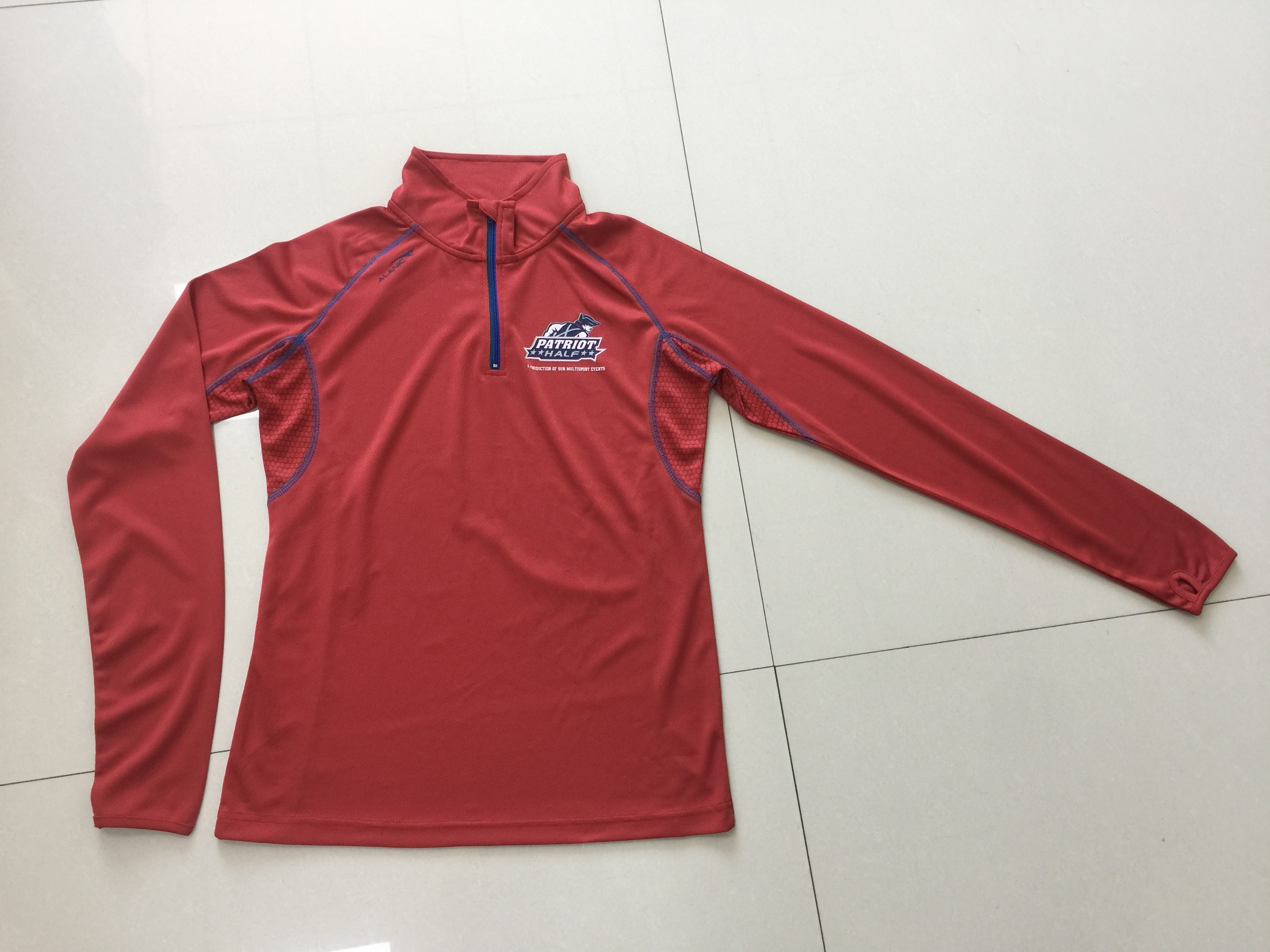 Patriot Half 1/4 Zip Pullover