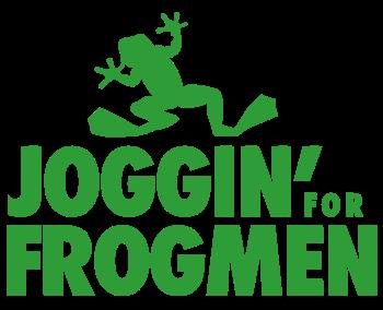 Joggin' For Frogmen  logo