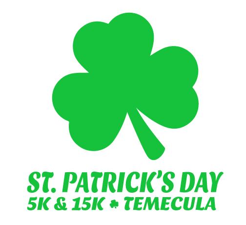 St. Patrick's Day 5K & 15K