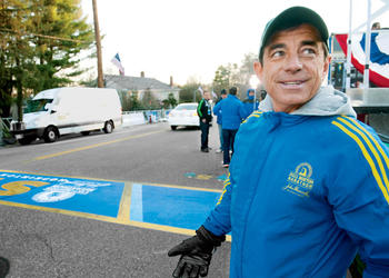 The Boston Marathon: Tapering Tips with BPC and Q&A with RD Dave McGillivray