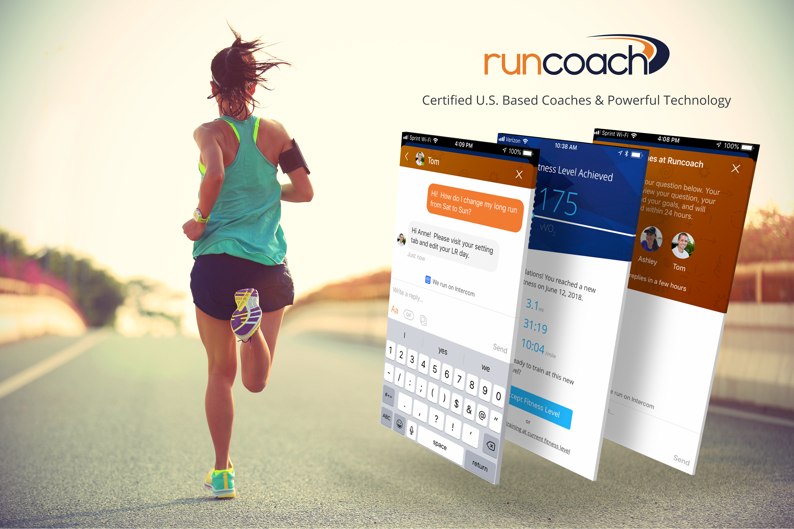 Finish the year strong with guidance from Runcoach Image
