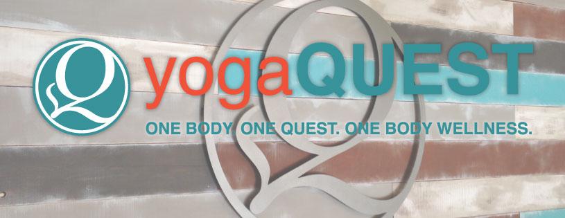 yogaQUEST Logo