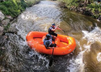 Pacifico Down River R2 Raft Sprint